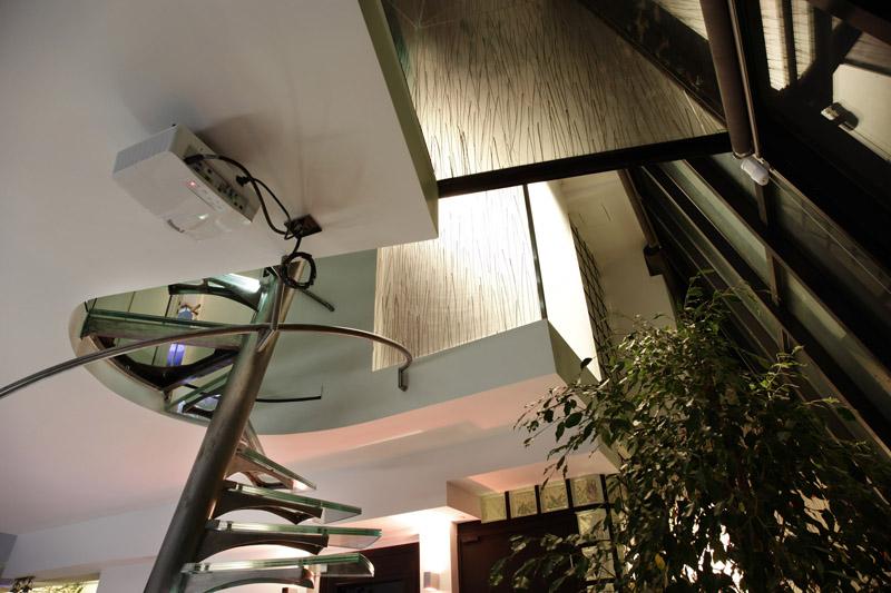 Starway to Heaven Lubliner Art escalier 4