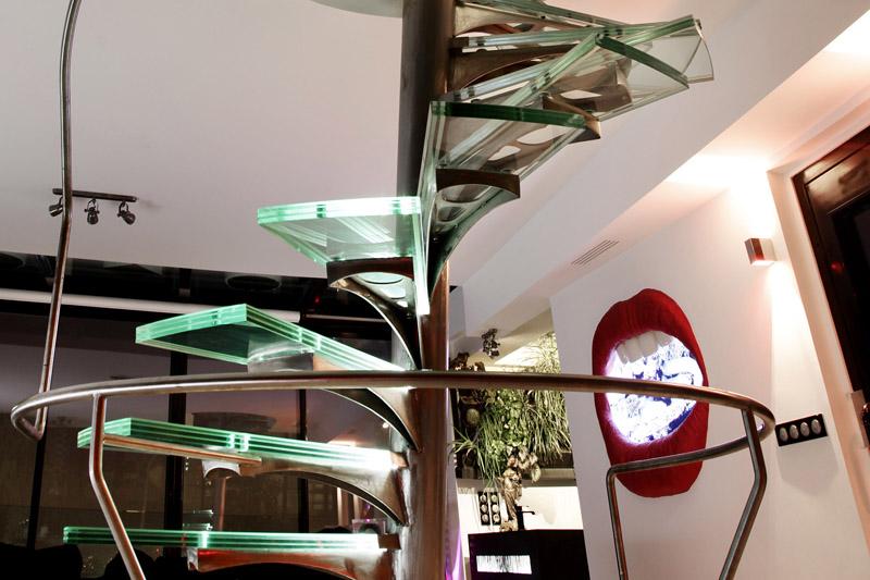 Starway to Heaven Lubliner Art escalier 5