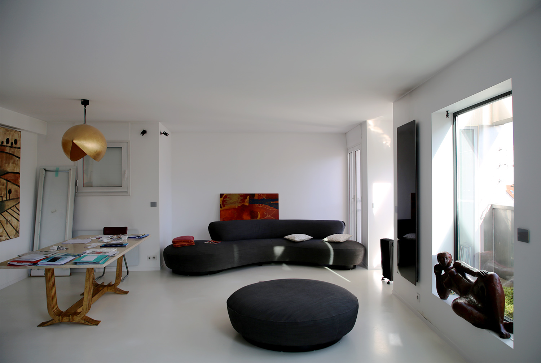 Rue Charcot 13e | Architecture | Lubliner Art