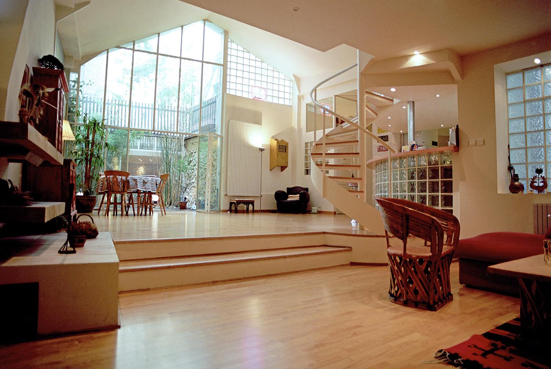 Appartements et bureaux - rue Hermel - Realisations architecture Lubliner Art