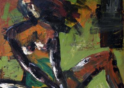 Jean-Marc Scialom artiste galerie Lubliner Art