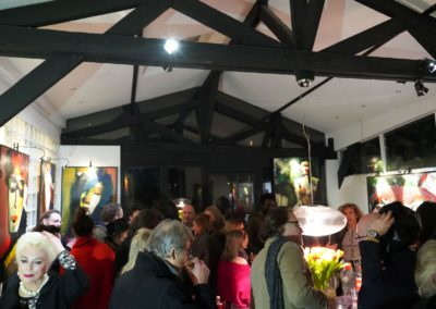Vernissage Fevrier 2019 - Lubliner Art 5