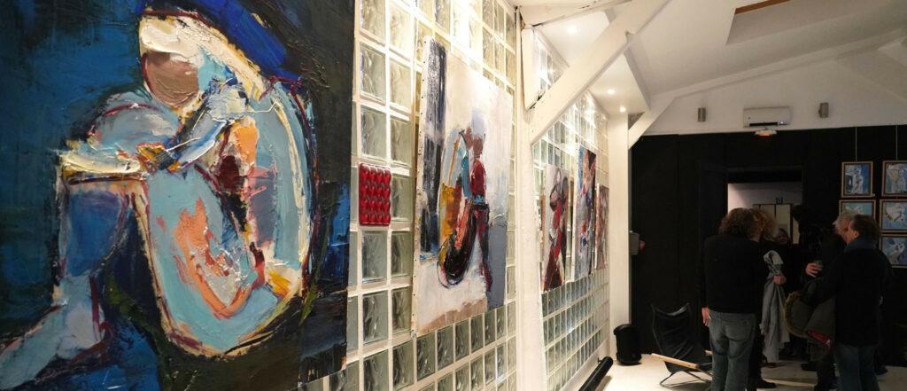 Galerie Lubliner ART - Vernissage-Fevrier-2019