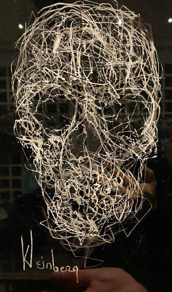 Skull Jeremy Kleinberg
