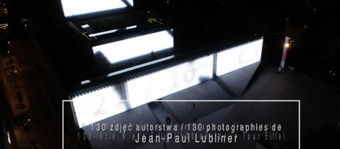 Exposition 130 ans de la Tour Eiffel à Lublin en Pologne